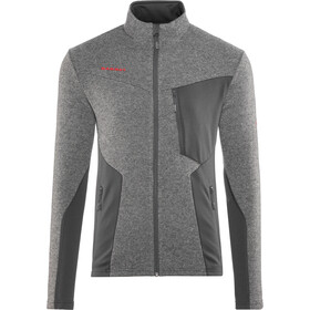 Mammut Stoney ML Wool Jacket Herre phantom-titanium melange